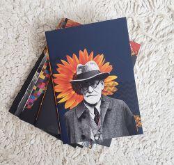 Caderneta Freud e o Girassol