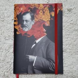 Estilo Moleskine Freud Balão