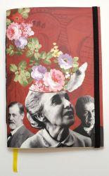Estilo Moleskine Nise, Lacan e Freud
