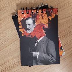 Bloco de Anotações Freud Balão