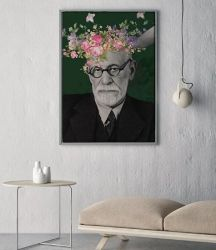 Pôster As Flores de Freud