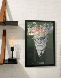 Pôster As Flores de Freud