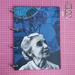 Caderno Argolado Nise