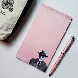 Paper note Freud