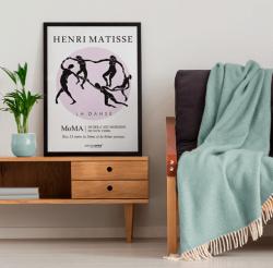 Pôster Galeria Matisse - A dança