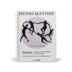 Caderno Universitário A dança de Matisse