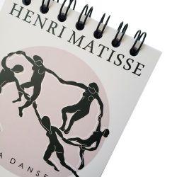 Bloco de Anotações Matisse - A dança