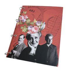 Caderno Argolado Melanie Klein