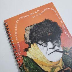 Caderno Universitário A Arte do Analista